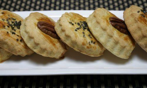 Biscotti dolci alle patate ed erbe fini