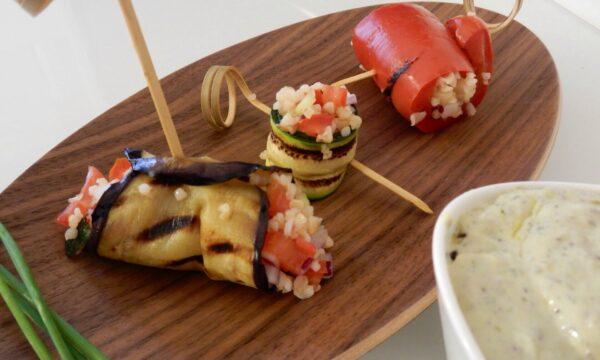 Sushi mediterraneo