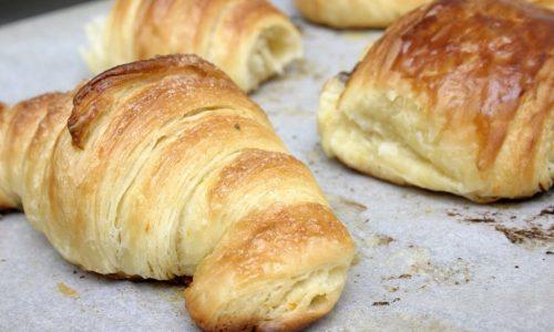 Croissant e pain au chocolat