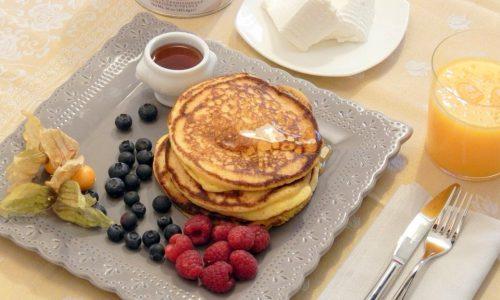 Pancakes alla ricotta